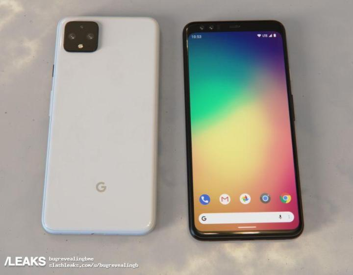 Je li to Google Pixel 4 XL na prvoj fotografiji uživo?
