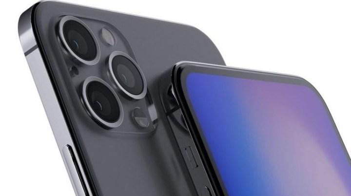 iPhone 12 Pro koncept
