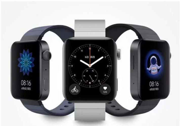 Xiaomi predstavio Mi Watch - Apple Watch klon za samo $185
