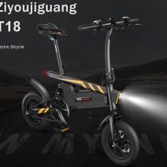 Ovaj preklopni e-bicikl u Cafagu je sad 60% jeftiniji!