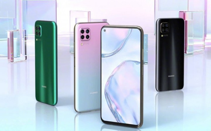 Huawei P40 Lite kao rebrand Nova 6 SE telefona
