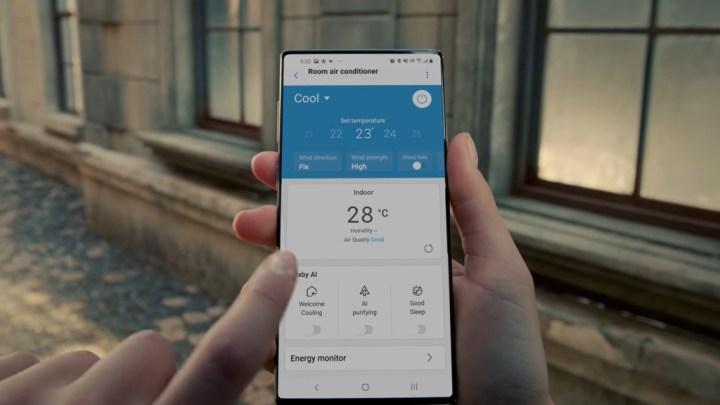Je li ovo Samsung slučajno otkrio novi telefon sa zaslonom od ruba do ruba?