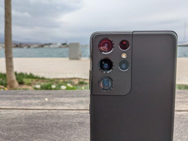 Galaxy S21 Ultra recenzija kamere