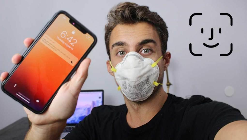 iOS 14.5 će olakšati otključavanje iPhonea s maskom na licu