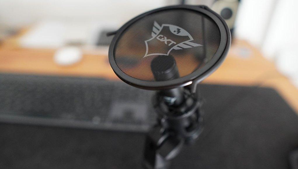 Trust Velica mikrofon recenzija