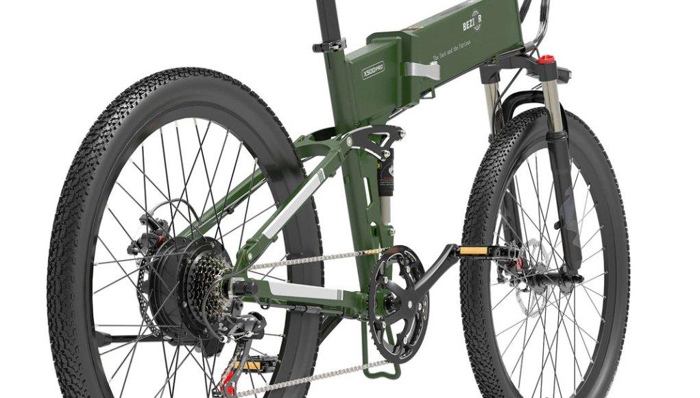 Ne propustite kupon za odličan preklopni brdski e-bike u Cafagu