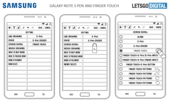 Galaxy-Note-S-Pen-and-Finger-Touch