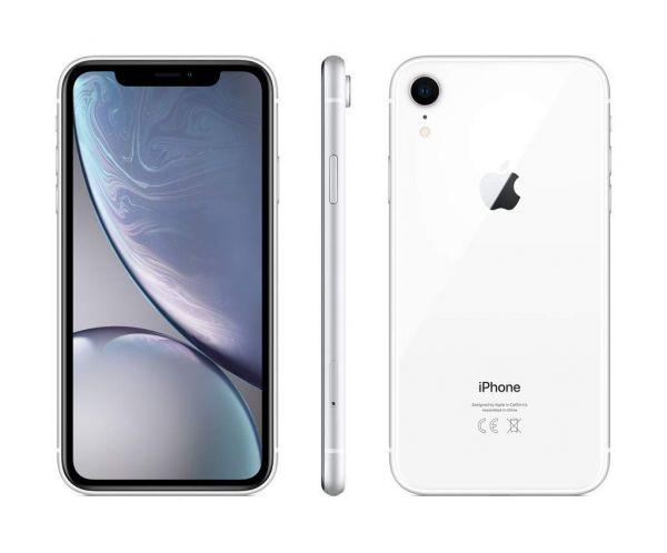 Apple Iphone Xr 128gb Weiss Mryd2zd A Ohne Simlock Smartphone 0190198772992 Smartphones24