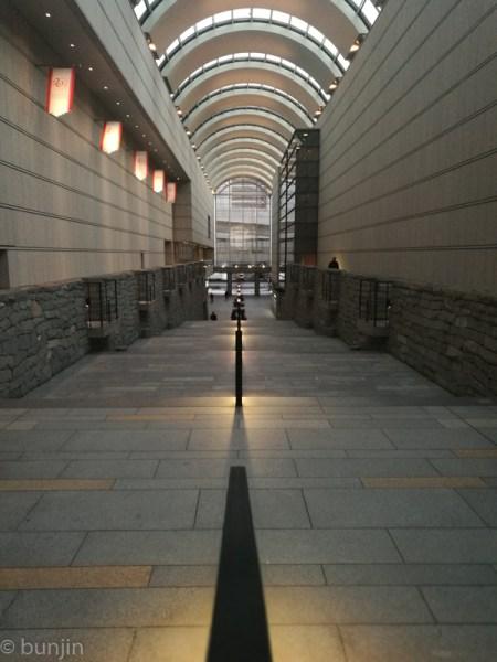 東京オペラシティ ガレリア