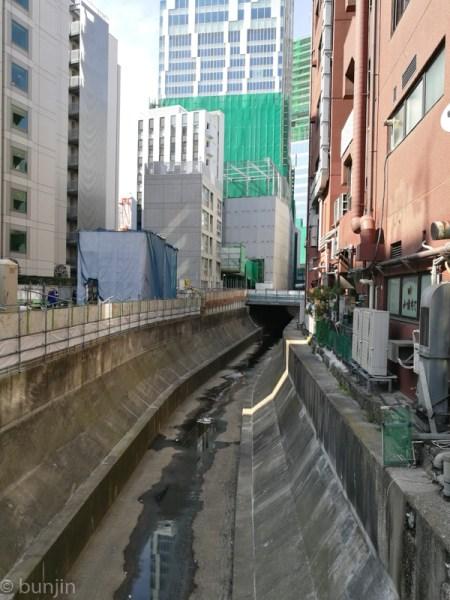 春の小川、渋谷川