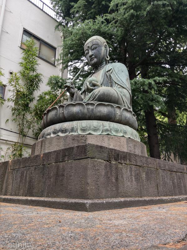 品川寺地蔵菩薩坐像