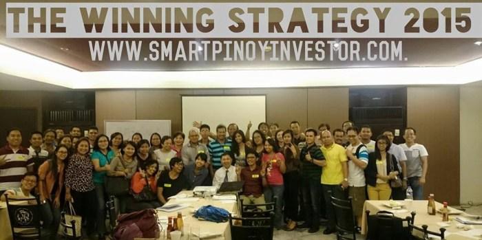 The Winning Strategy 2015