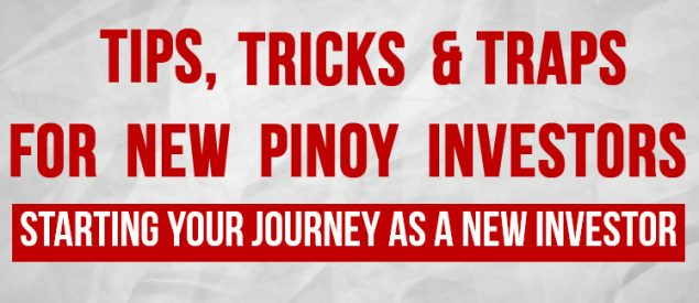 Replay now available – Tips, Tricks & Traps for new Pinoy Investors