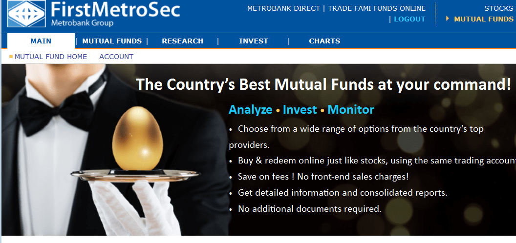 How to Invest Online in Philippine Mutual Funds