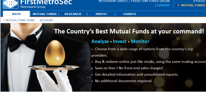 How to Invest in Philippine Mutual Funds Online