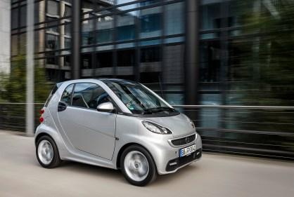 smart fortwo citybeam (2013)