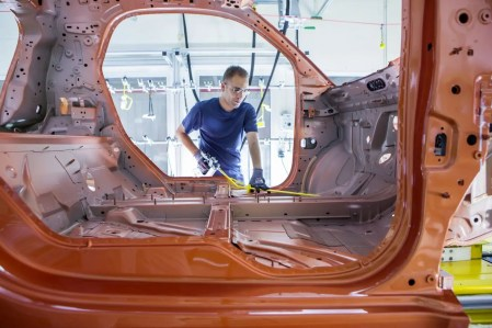 smart fortwo Produktion