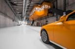 Das neue Technologiezentrum Fahrzeugsicherheit (TFS) in Sindelfingen