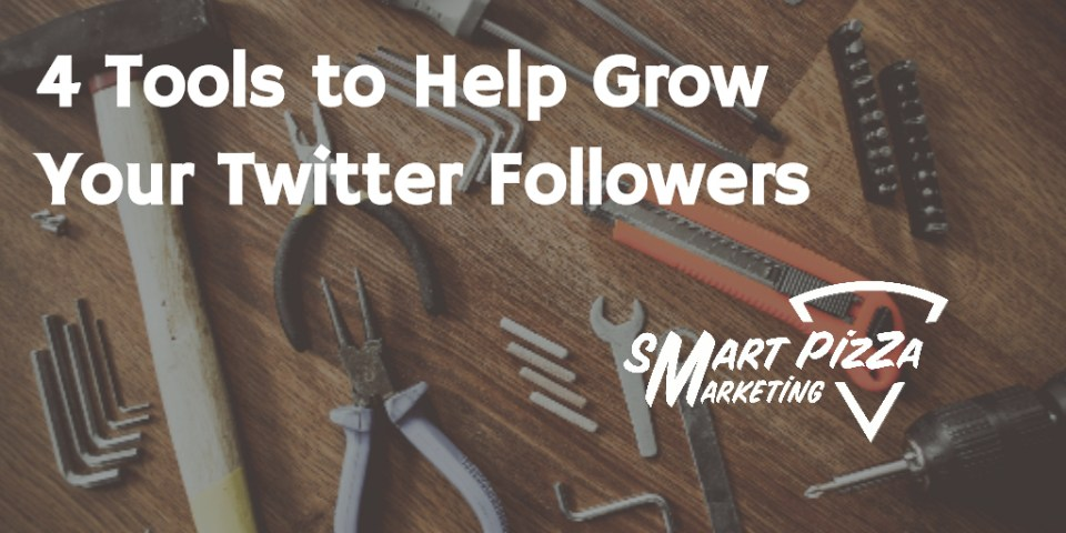 4 twitter tools to grow your following
