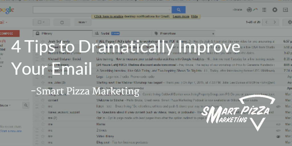 4 tips to effective email