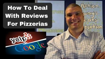 Reveiws for Pizzerias