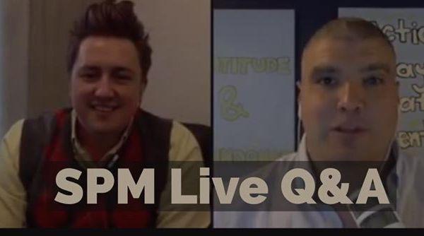 SPM #144: Q&A w/ Mike Ganino