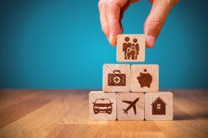 Health insurance, car insuance, home insuarance, life insurance, financial services