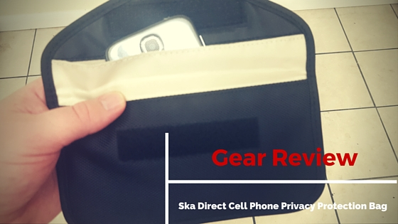 ska direct cell phone privacy protection bag