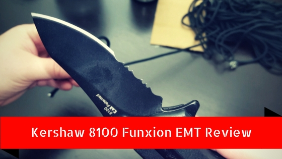 kershaw 8100 funxion emt with speedsafe review