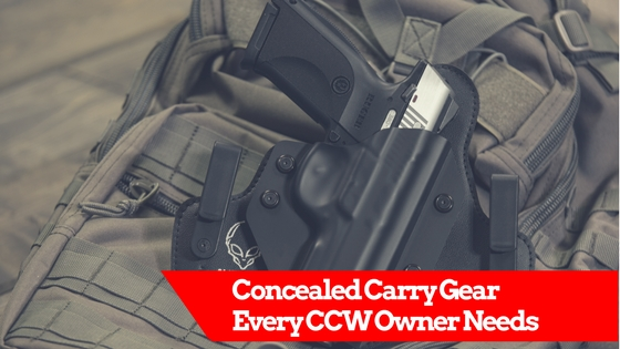 concealed carry gear