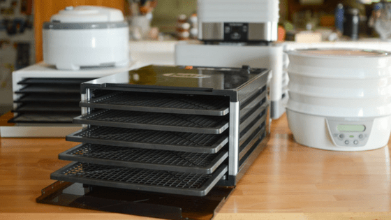 how to dehydrate food for long term storage