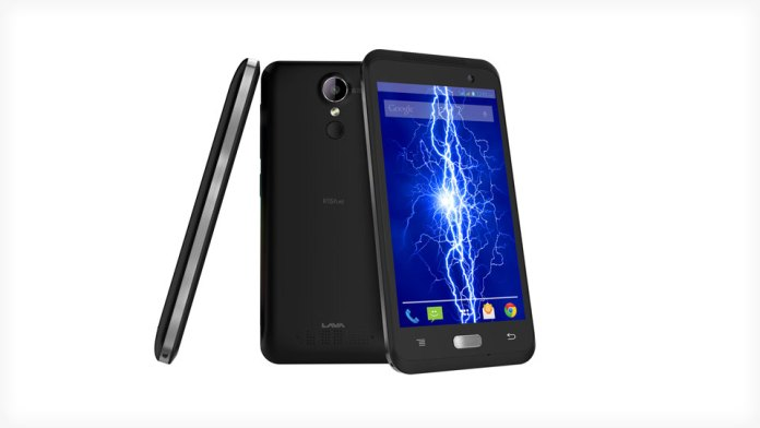 lava iris fuel 10 features