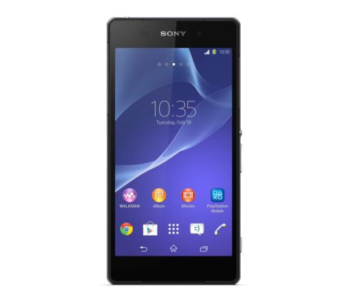 sony xperia z2 lollipop update