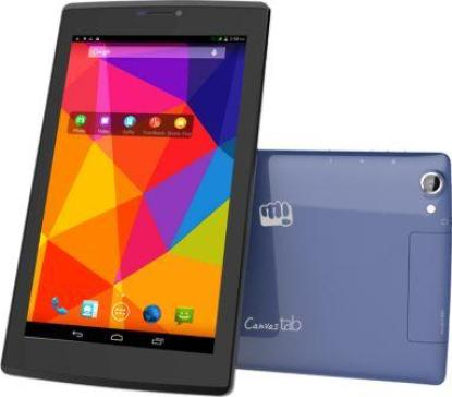 Micromax Canvas Tab P480 review