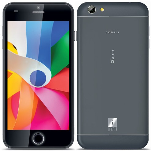 iBall Cobalt Oomph 4.7D release date