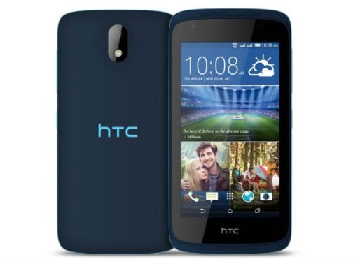 HTC 326G review
