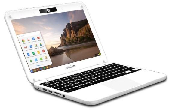 Nexian Air Chromebook review