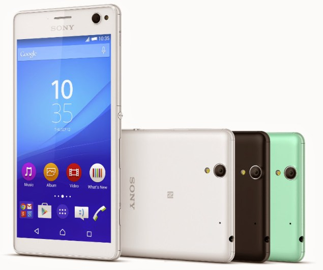 sony xperia c4 dual launch