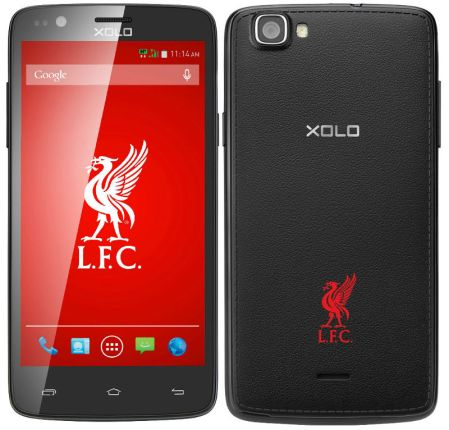 Xolo One Liverpool FC Edition review