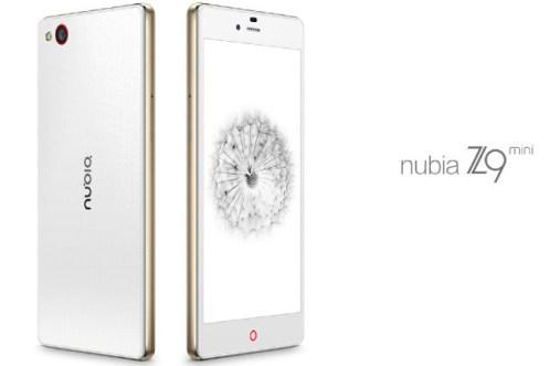 ZTE Nubia Z9 Mini release date in india