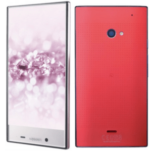 Sharp Aquos Crystal 2 launch