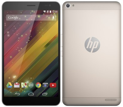 HP Slate 7 Voice Tab Ultra launch