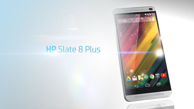 HP Slate 8 Plus review