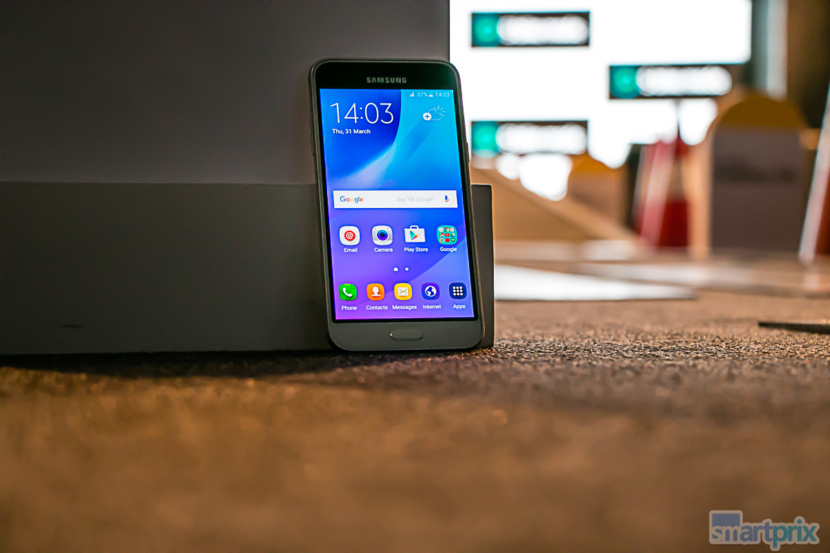 Samsung Galaxy J3 First Impression - Middling Launchpad For