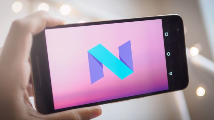 Android-N pressure sensitive touch