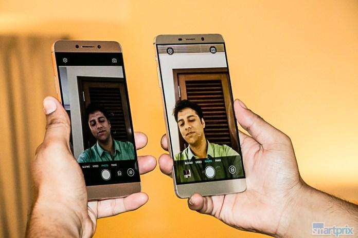 LeEco Le Max2 selfie camera qaulity