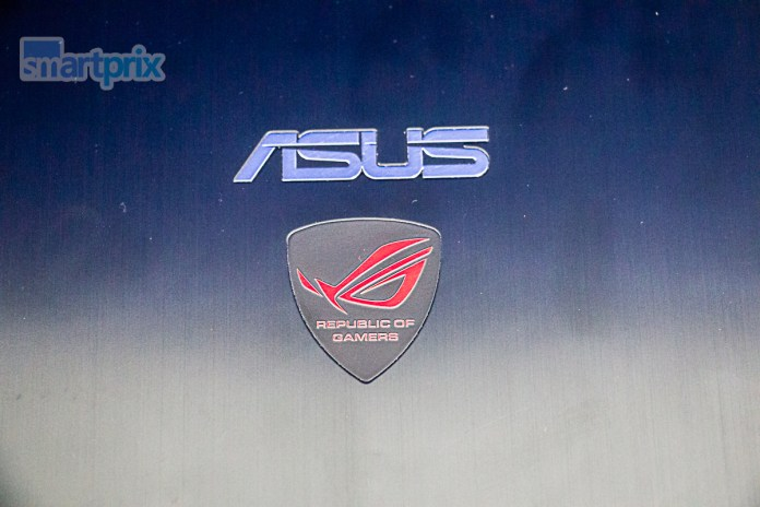Asus Rog G501VW - A Gaming laptop