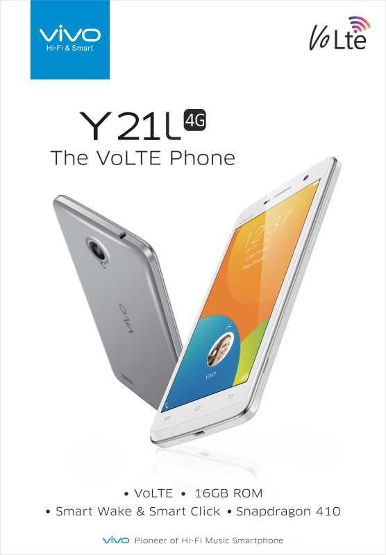 Vivo Y21L