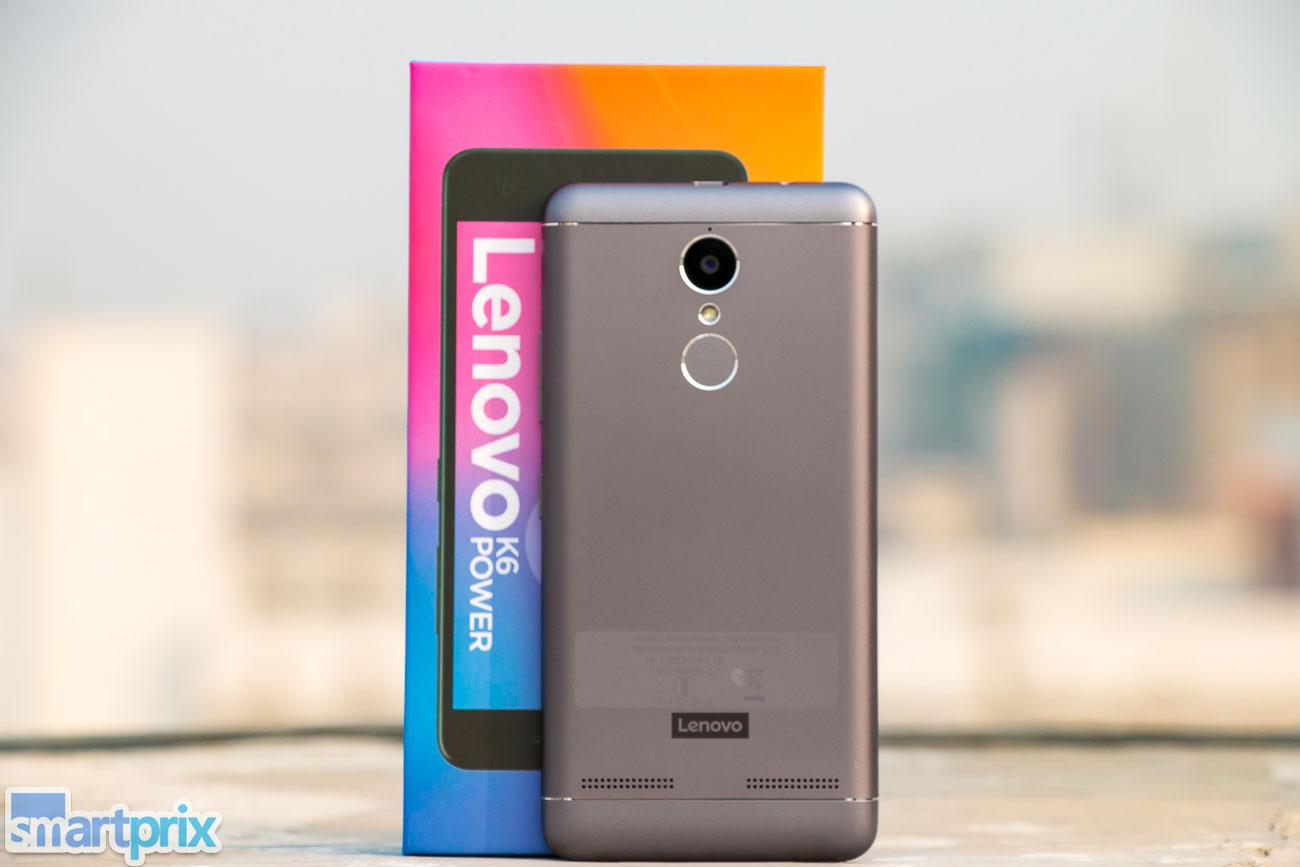 Lenovo K6 Note Flashing