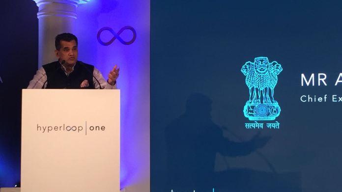 Shri Amitabh Kant, CEO, NITI Aayog (1)